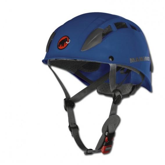 Mammut Skywalker 2 Kletterhelm für Klettersteig Sportklettern blau im ARTS-Outdoors Mammut-Online-Shop günstig bestellen