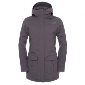 The North Face NSE Jacket Damen Winterjacke graphite grey
