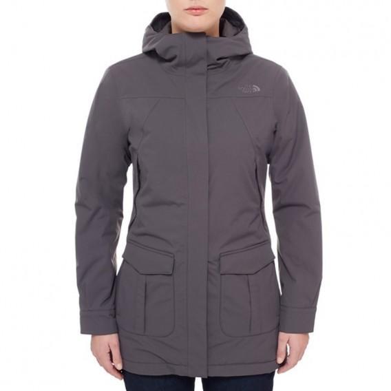 huge discount 5ddfd d1e03 The North Face NSE Jacket Damen Winterjacke graphite grey