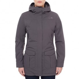 The North Face NSE Jacket Damen Winterjacke graphite grey hier im The North Face-Shop günstig online bestellen