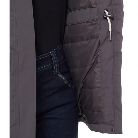The North Face NSE Jacket Damen Winterjacke graphite grey im ARTS-Outdoors The North Face-Online-Shop günstig bestellen