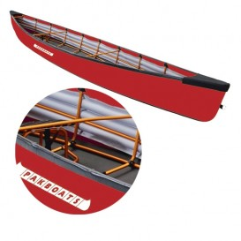Pakboats PakCanoe 150 Faltboot Kanadier im ARTS-Outdoors Pakboats USA-Online-Shop günstig bestellen