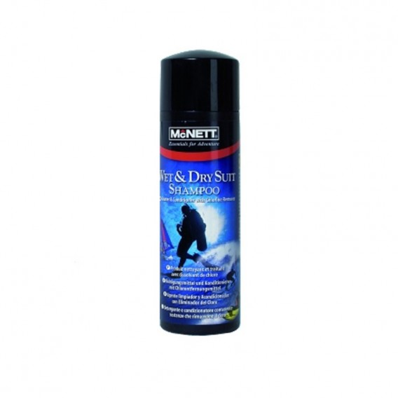 McNett Wet & Dry Suit Shampoo Neopren Pflegemittel im ARTS-Outdoors Mc Nett-Online-Shop günstig bestellen