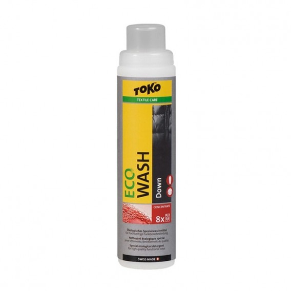 Toko Eco Down Wash Ökologisches Spezialwaschmittel 250 ml im ARTS-Outdoors TOKO-Online-Shop günstig bestellen