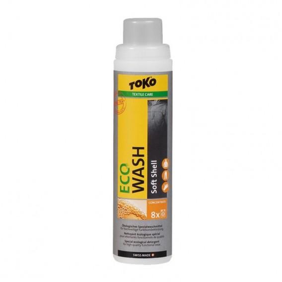 Toko Eco Soft Shell Wash Ökologisches Spezialwaschmittel 250 ml im ARTS-Outdoors TOKO-Online-Shop günstig bestellen