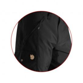 Fjällräven Abisko Trousers Herren Wanderhose Outdoorhose black-black im ARTS-Outdoors Fjällräven-Online-Shop günstig bestellen