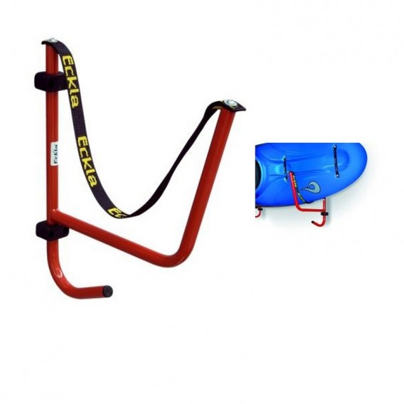 Eckla Kajak Soft Port Wandhalter mit Auflagegurt hier im Eckla-Shop günstig online bestellen