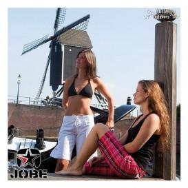 Jobe Walkshort Damen Boardshorts Badehose pink kariert im ARTS-Outdoors Jobe-Online-Shop günstig bestellen