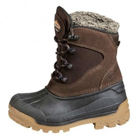 Meindl Sölden Junior 3000 Kinder Winterstiefel Canadian Boot dunkel braun