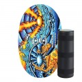Indoboard Original Ying Yang Balancetrainer inkl. Rolle und DVD