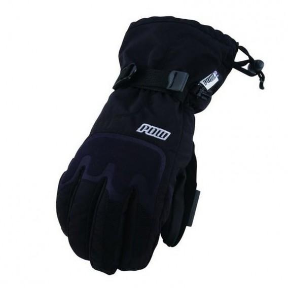 POW Warner Herren Wintersport Snowboard Ski Handschuhe black im ARTS-Outdoors POW Gloves-Online-Shop günstig bestellen