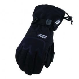 POW Warner Herren Wintersport Snowboard Ski Handschuhe black