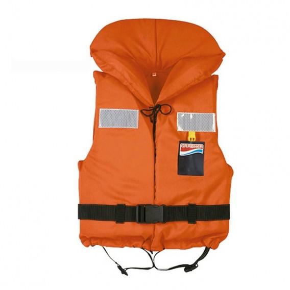 Grabner Bora Rettungsweste Schwimmweste Paddelweste signal orange hier im Grabner-Shop günstig online bestellen