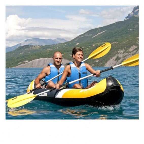 Sevylor Colorado 2er Kajak Luftboot Schlauchboot im ARTS-Outdoors Sevylor-Online-Shop günstig bestellen
