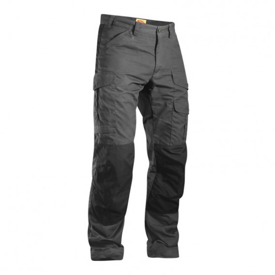 Fjällräven Barents Pro Trousers Herren Wanderhose Outdoorhose dark grey-black hier im Fjällräven-Shop günstig online bestellen