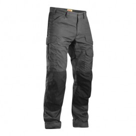 Fjällräven Barents Pro Trousers Herren Wanderhose Outdoorhose dark grey-black