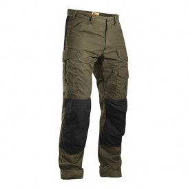 Fjällräven Barents Pro Trousers Herren Wanderhose Outdoorhose dark olive-black im ARTS-Outdoors Fjällräven-Online-Shop günstig b