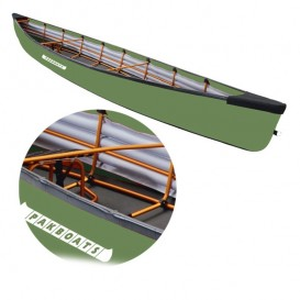 Pakboats PakCanoe 160 Faltboot Kanadier im ARTS-Outdoors Pakboats USA-Online-Shop günstig bestellen