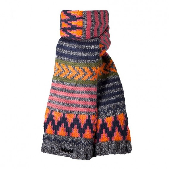 Barts Niki Scarf Kinder Strickschal dark heather hier im Barts-Shop günstig online bestellen