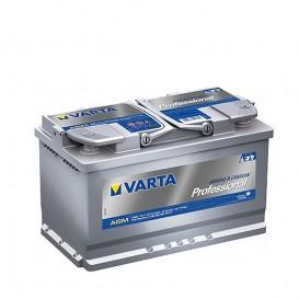 VARTA Professional AGM 60Ah 12 Volt Batterie für Elektromotoren