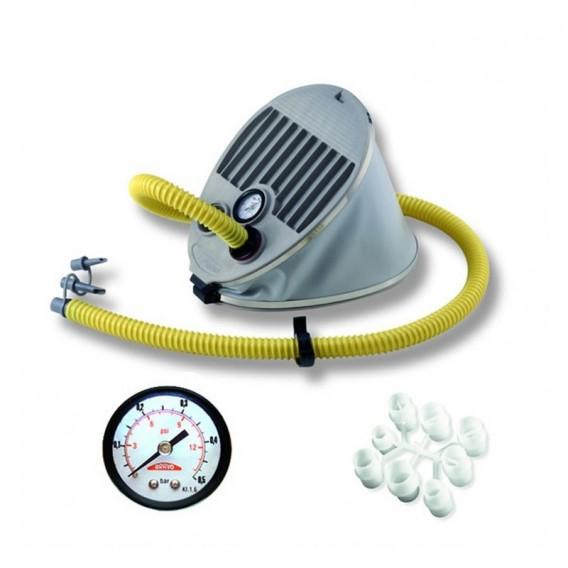 Bravo 7M Fußpumpe Blasebalg mit Manometer Luftpumpe hier im BRAVO-Shop günstig online bestellen