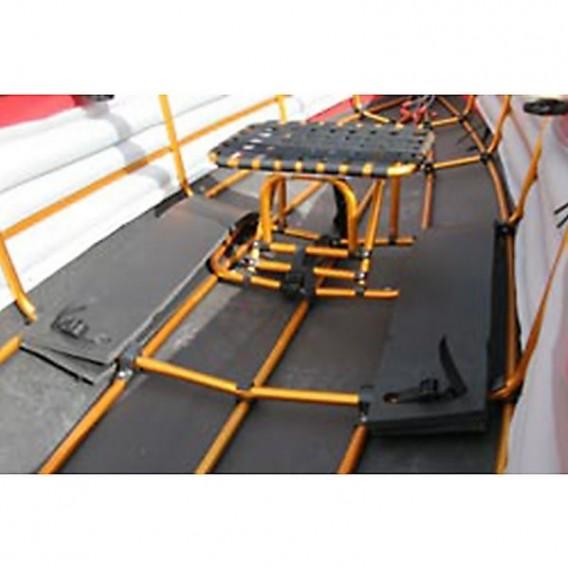 Pakboats PakCanoe 1 Paar Kniepolster dunkelgrau hier im Pakboats USA-Shop günstig online bestellen