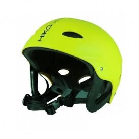 Hiko Buckaroo Kajakhelm Wassersport Paddel Helm mit Ohrenschutz lime im ARTS-Outdoors Hiko-Online-Shop günstig bestellen
