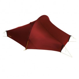 Nordisk Telemark 1 LW SI Tent leichtes Trekking Zelt 1 Person burnt red im ARTS-Outdoors Nordisk-Online-Shop günstig bestellen