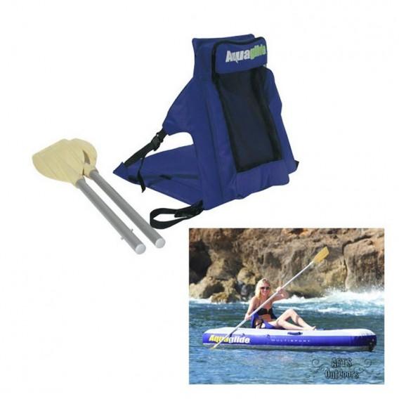 Aquaglide Multisport Kayak Kit Nachrüst Set für Multisport im ARTS-Outdoors Aquaglide-Online-Shop günstig bestellen