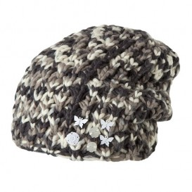 Barts Fritz Beanie Kinder Strickmütze heather grey