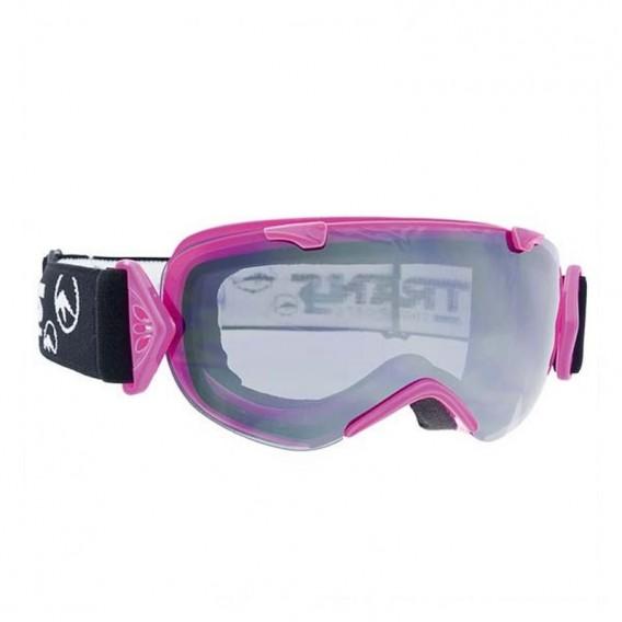 Trans Master Girl Damen Snowboard Brille Goggle pink black-silver hier im Trans Snowsports-Shop günstig online bestellen