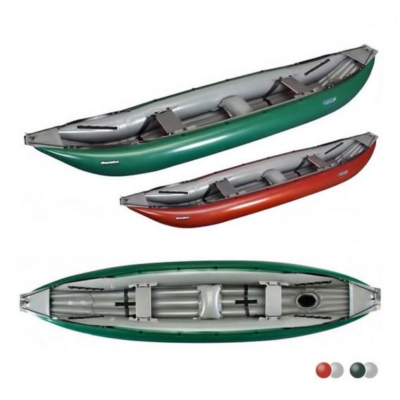 Gumotex Baraka 2er Trekking Kanu Schlauchboot Luftboot im ARTS-Outdoors Gumotex-Online-Shop günstig bestellen