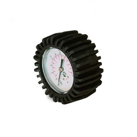 SRS SRS0102 Manometer mit Gummischutz für Grabner und SRS Pumpen hier im SRS-Shop günstig online bestellen