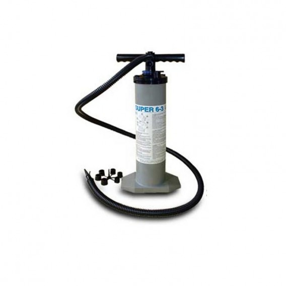 SRS 6/3 Pumpe Doppelhubkolbenpumpe single + double Funktion 6L / 3L im ARTS-Outdoors SRS-Online-Shop günstig bestellen