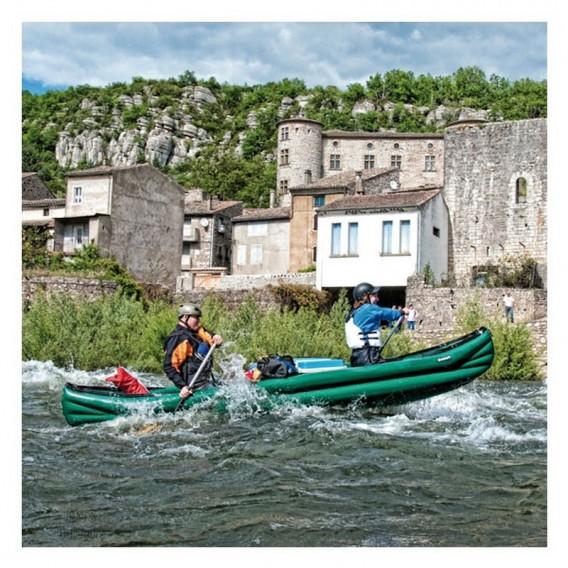 Gumotex Scout Eco aufblasbares Kanu Kanadier Luftboot im ARTS-Outdoors Gumotex-Online-Shop günstig bestellen