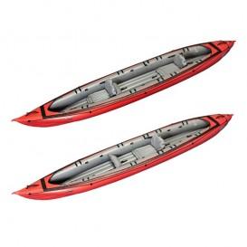 Gumotex Seawave 2-3 Personen Kajak Luftboot Nitrilon Tourenkajak