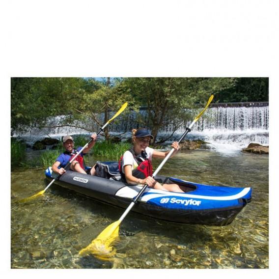 Sevylor Hudson 3er Kajak Familien Luftboot Schlauchboot hier im Sevylor-Shop günstig online bestellen