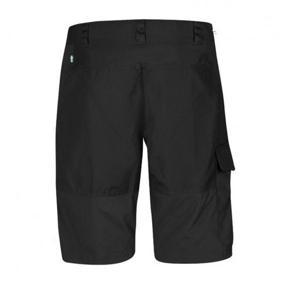 Fjällräven Abisko Shorts Herren kurze Outdoorhose Wanderhose black hier im Fjällräven-Shop günstig online bestellen