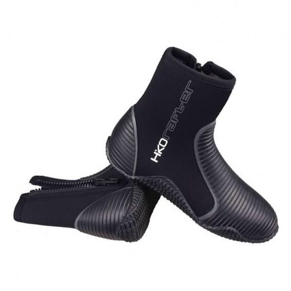 Hiko Rafter Neopren Schuhe Paddelschuhe 5mm schwarz im ARTS-Outdoors Hiko-Online-Shop günstig bestellen