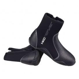 Hiko Rafter Neopren Schuhe Paddelschuhe 5mm schwarz hier im Hiko-Shop günstig online bestellen