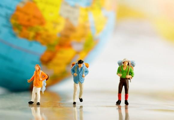 Reisegepäck: Für Weltentdecker