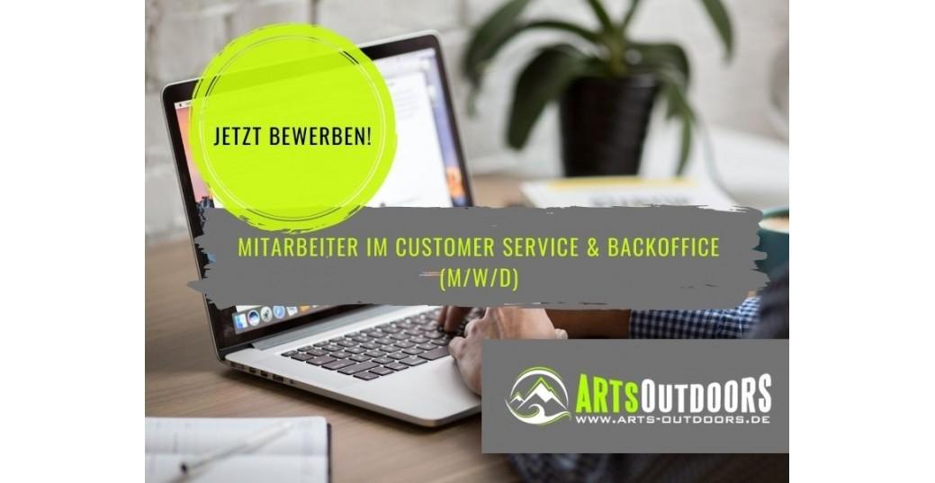 Mitarbeiter im Customer Service und Backoffice (m/w/d) gesucht!
